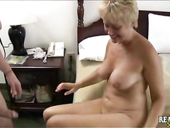 Dirty MILFs plug their fucking holes till orgasming