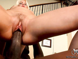 Galm housewife Annika Albright wants big black cock