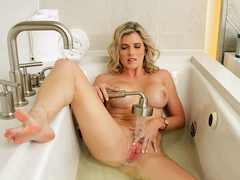 Sexy Milfs On Vacation: Nude Cory Chase In the porn scene
