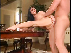 Jewel Denyle anal  sex, she getting rammed on her pussy doggyway
