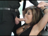 Sexy Japanese MILF Akira Lane naked rode that dick until she came