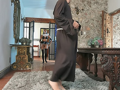 Yudi Pineda Who Spent Eight Years Training To Be A Nun Becomes Adult Film Star