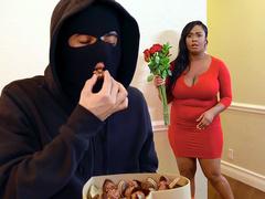 Valentine's Day Whorerror Story Featuring Layton Benton - Brazzers HD