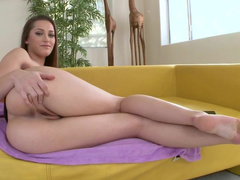 Qualified White Girl Dani Daniels with Perfect Ass!