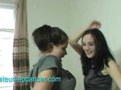 Amateur young hottie starves for deepthroat blowing