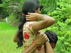 Sexy Indian desi girl fucking romance outdoor sex - xdesitubes.com