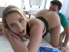 Mia Malkova's perfect ass deserves worship