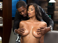 Reckless Rendezvous Featuring Nia Nacci - Brazzers HD