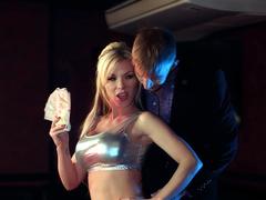 The Go-Go Heist Ho Starring Barbie Sins and Danny D - Brazzers HD