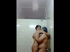 Indian Bhabhi Hot Rough Sex Video In Shower With Her Young Lover