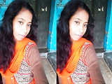 Today Exclusive- Horny Paki Girl Record Her Nude Selfie