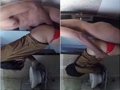Desi Couple Romance and Fucked In Bathroom