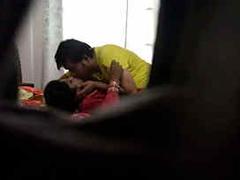 Desi Bhabi Hot Romance With Her Hubby and Eating Icecreams