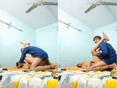 Today Exclusive- Desi Lover Romance and Sex part 3