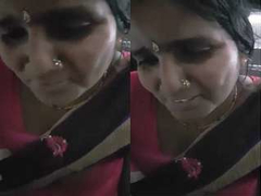 Today Exclusive- Horny Randi Bhabhi Blowjob