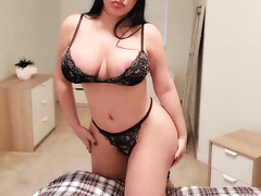 Doggy style fuck with my milf thick girlfriend on XXX POV sex clip